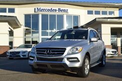 2013 Mercedes-Benz M-Class ML350 Greenland NH