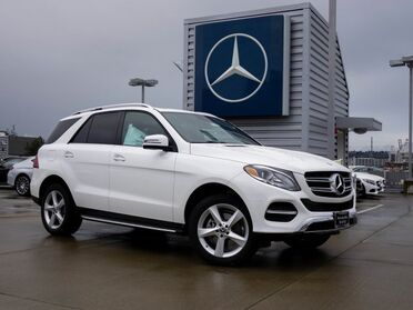 2017 Mercedes-Benz GLE GLE350 Seattle WA