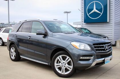 2014 Mercedes-Benz M-Class ML 350 Seattle WA