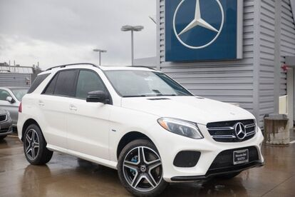 2017 Mercedes-Benz GLE GLE 550e Seattle WA