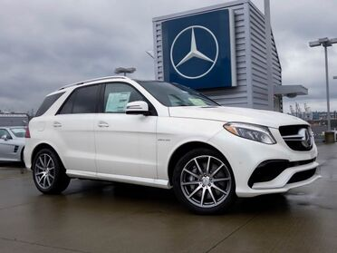 2017 Mercedes-Benz GLE AMG GLE 63 Seattle WA