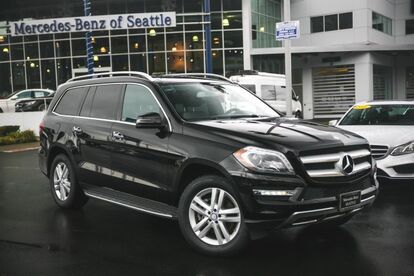 2014 Mercedes-Benz GL-Class GL350 BlueTEC Seattle WA