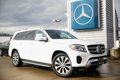 2017 Mercedes-Benz GLS GLS450 Seattle WA
