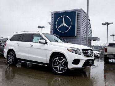 2017 Mercedes-Benz GLS GLS550 Seattle WA