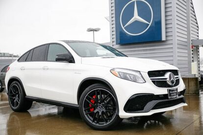 2017 Mercedes-Benz GLE AMG GLE 63 S Seattle WA