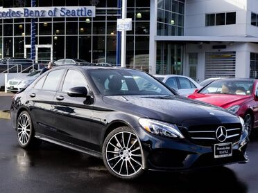 2016 Mercedes-Benz C-Class C300 Sport Seattle WA