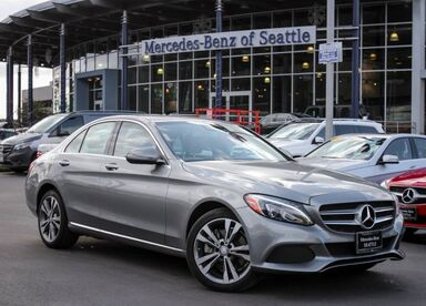 2016 Mercedes-Benz C-Class C 300 Luxury Seattle WA
