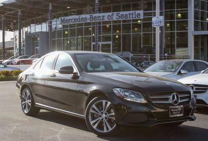 2016 Mercedes-Benz C-Class C 300 Seattle WA