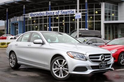 2016 Mercedes-Benz C-Class C 300 Sport Seattle WA