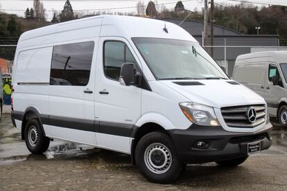 2016 Sprinter Sprinter Crew Vans  Seattle WA