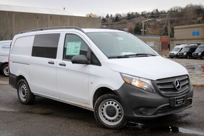 2017 Mercedes-Benz Metris Cargo Van  Seattle WA