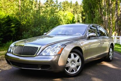 2004 Maybach 57 SWB Seattle WA
