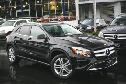 2015 Mercedes-Benz GLA-Class GLA 250 Seattle WA