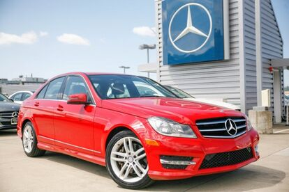 2014 Mercedes-Benz C-Class C 300 Sport Seattle WA