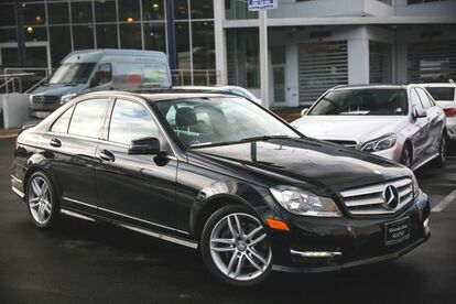 2013 Mercedes-Benz C-Class C300 Luxury Seattle WA