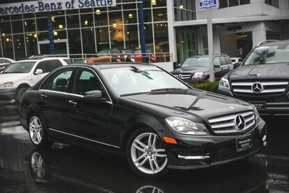 2012 Mercedes-Benz C-Class C300 Sport Seattle WA