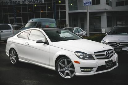 2013 Mercedes-Benz C-Class C250 Seattle WA