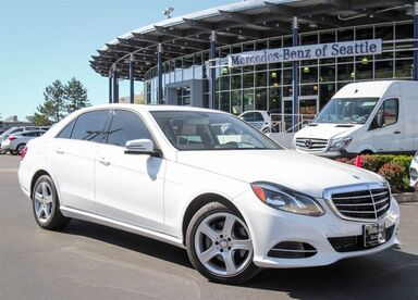 2016 Mercedes-Benz E-Class E350 Luxury Seattle WA