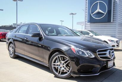 2014 Mercedes-Benz E-Class E 550 Sport Seattle WA