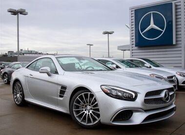 2017 Mercedes-Benz SL SL 450 Seattle WA