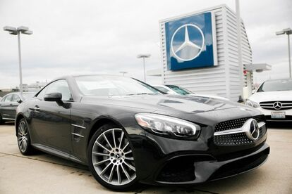 2017 Mercedes-Benz SL SL 550 Seattle WA