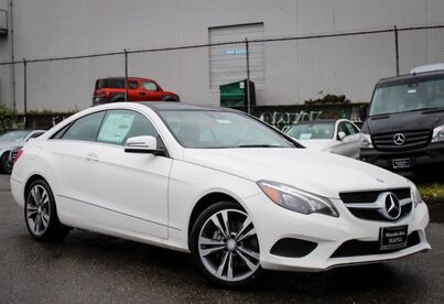 2017 Mercedes-Benz E-Class E 400 Seattle WA