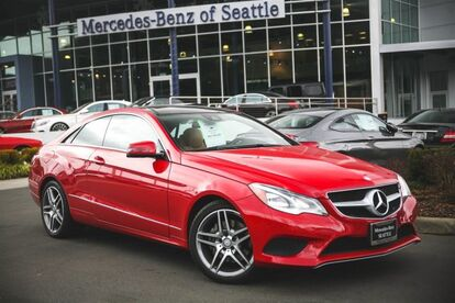 2015 Mercedes-Benz E-Class E400 Seattle WA