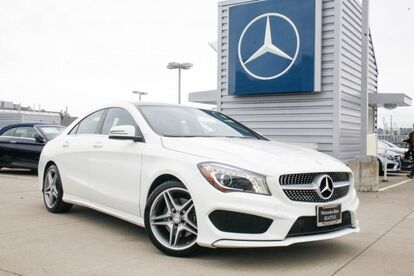 2014 Mercedes-Benz CLA-Class CLA 250 Seattle WA