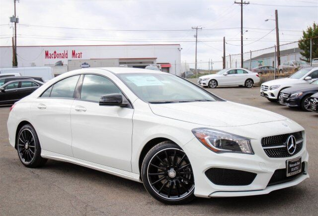 2016 Mercedes-Benz CLA CLA250 Seattle WA