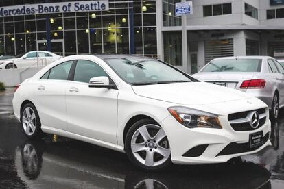 2016 Mercedes-Benz CLA CLA 250 Seattle WA