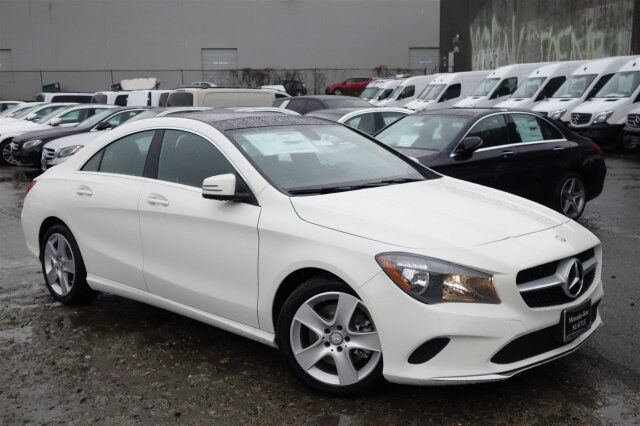 2017 Mercedes-Benz CLA CLA 250 Seattle WA