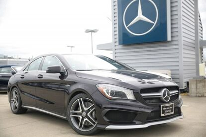 2014 Mercedes-Benz CLA-Class CLA 45 AMG Seattle WA
