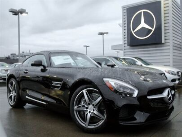 2017 Mercedes-Benz AMG GT AMG GT Seattle WA