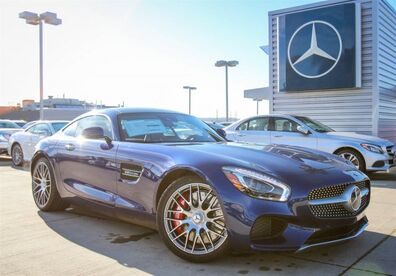2017 Mercedes-Benz AMG GT AMG GT S Seattle WA