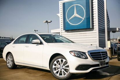 2017 Mercedes-Benz E-Class E 300 Luxury Seattle WA