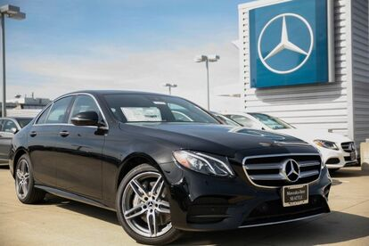 2017 Mercedes-Benz E-Class E 300 Sport Seattle WA
