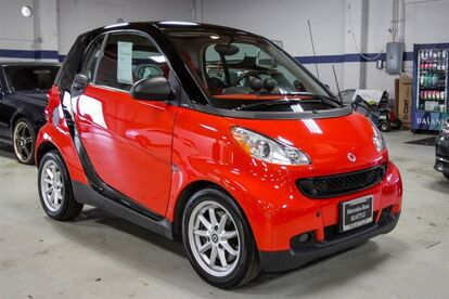 2008 Smart fortwo Passion Seattle WA