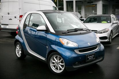 2010 Smart fortwo Passion Seattle WA