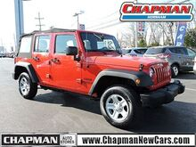 2015 Jeep Wrangler Unlimited Sport  PA