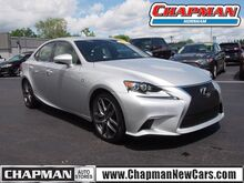 2015 Lexus IS 350 4DR SDN AWD  PA