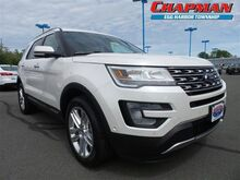 2017 Ford Explorer Limited  PA