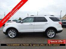 2014 Ford Explorer Limited Hattiesburg MS
