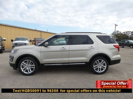 2017 Ford Explorer Limited Hattiesburg MS