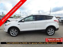 2015 Ford Escape Titanium Hattiesburg MS