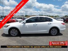 2012 Honda Accord Sdn EX-L Hattiesburg MS