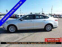 2015 Ford Fusion S Hattiesburg MS