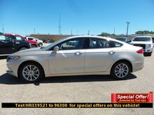 2017 Ford Fusion SE Hattiesburg MS