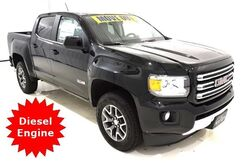 2016 GMC Canyon 4WD SLE Charleston SC