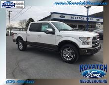 2017 Ford F-150 Lariat Nesquehoning PA