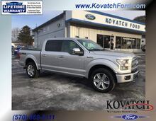 2017 Ford F-150 Platinum Nesquehoning PA